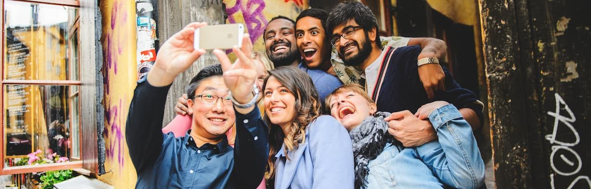 Happy international students - Experience The Joys Of Studying In Sweden