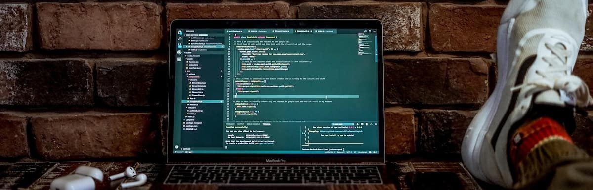 Laptop with code on screen. Where Can You Study Computer Science Tuition-Free Today?